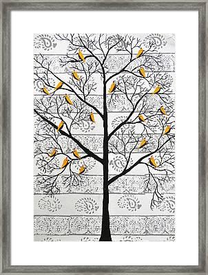 Parvar Framed Print