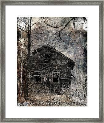 Passage Of Time Framed Print by Gothicrow Images