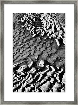 Passage Of Time Framed Print