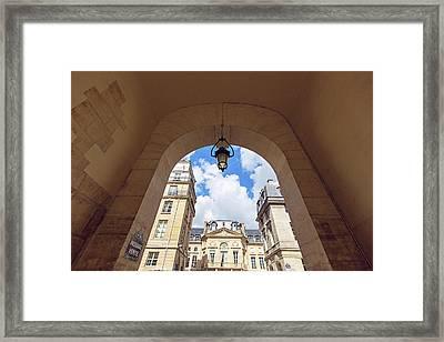 Passage Verite - Paris, France Framed Print
