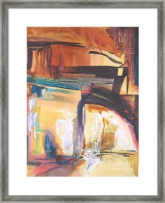 Passages Framed Print
