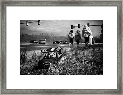 Passed Framed Print by Kevin Brett