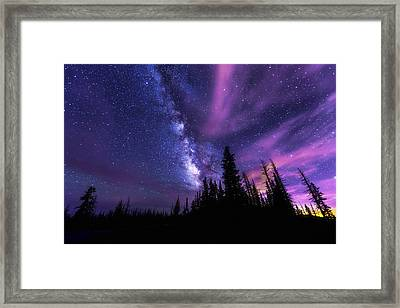 Passing Hours Framed Print by Chad Dutson