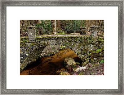 Passing Over Many Years Framed Print by Mike Eingle