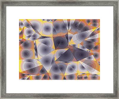 Passionflowers Framed Print by Moustafa Al Hatter