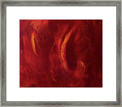 Passion 3 Framed Print