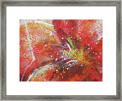 Passion Framed Print by London England
