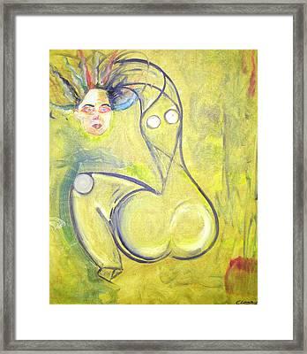 Passion Framed Print by Narayanan Ramachandran