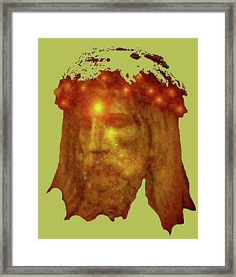 Passion No. 01 Framed Print by Ramon Labusch