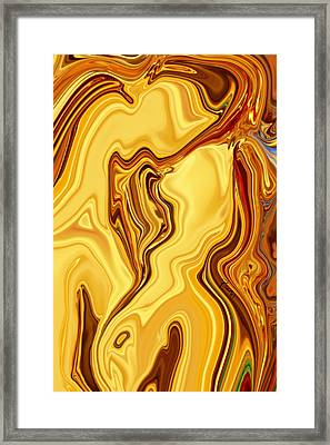 Passion Framed Print by Rabi Khan