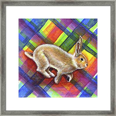 Framed Print featuring the painting Passion by Retta Stephenson
