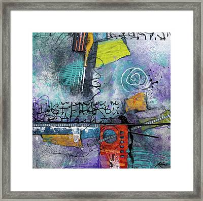 Passionate Time  Framed Print