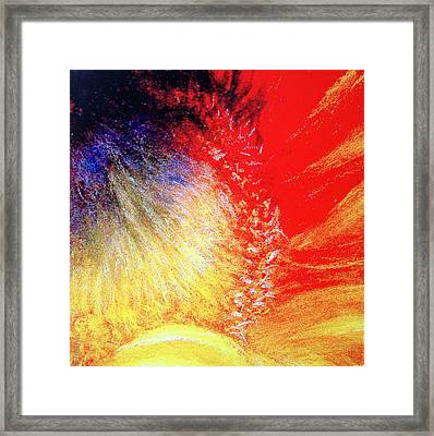Passions From Within Framed Print