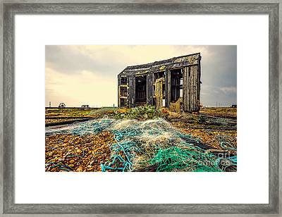 Past Glory Framed Print by Svetlana Sewell