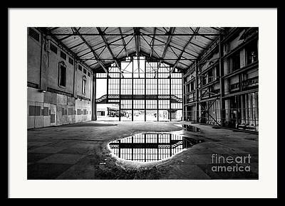 Asbury Casino Framed Prints