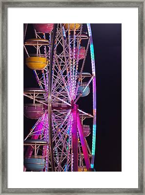 Pastel Framed Print by Lynda Dawson-Youngclaus