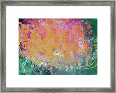 Pastel Painting Framed Print by Don  Wright