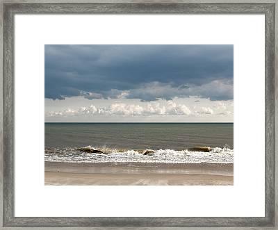 Pastel Palette -  Framed Print by Julie Weber