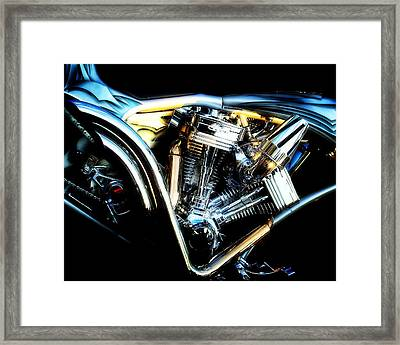 Pastrana Framed Print by Louise Reeves