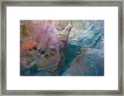Patchwork Framed Print by Don  Wright