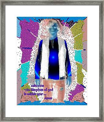 Patchwork Life  Framed Print by Glenn McCarthy Art and Photography