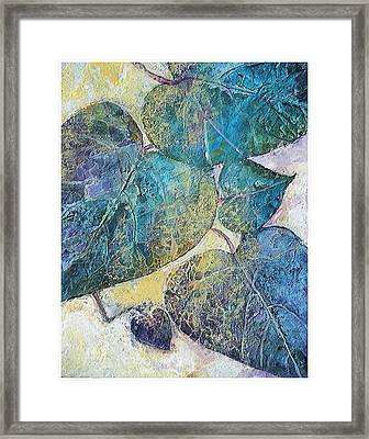 Path In Life Framed Print by Mary Sonya Conti
