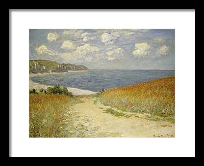 Monet Framed Prints