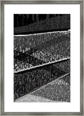 Path To Home Framed Print