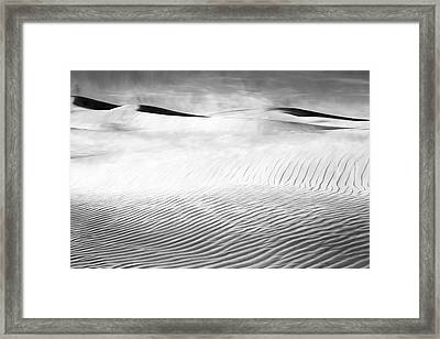 Path To No Where II Framed Print