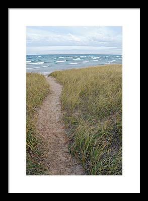 Northern Michigan Framed Prints