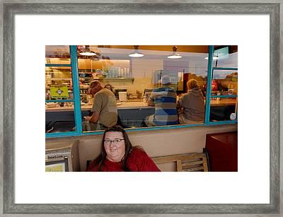 Pathawks Framed Print