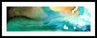 Water Color Framed Prints