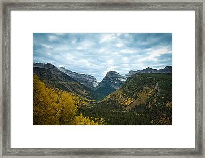 Framed Print featuring the photograph Pathways by Jason Naudi