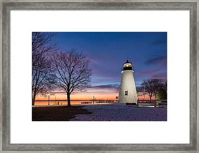Patience And Perseverance  Framed Print by Jason Gambone