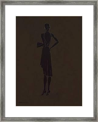 Patience  Framed Print by Antonio Ortiz