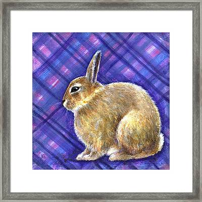Framed Print featuring the painting Patience by Retta Stephenson