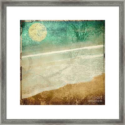Patina II Framed Print