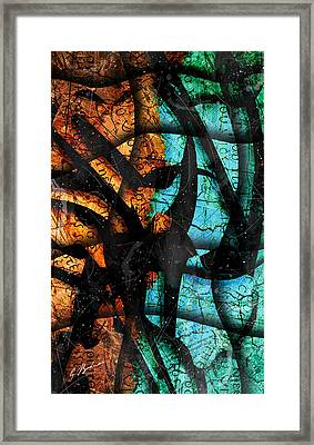 Patmos Framed Print by Gary Bodnar
