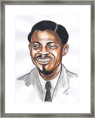 Patrice Lumumba 03 Framed Print
