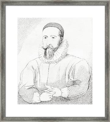 Patrick Hamilton, 1504 Framed Print