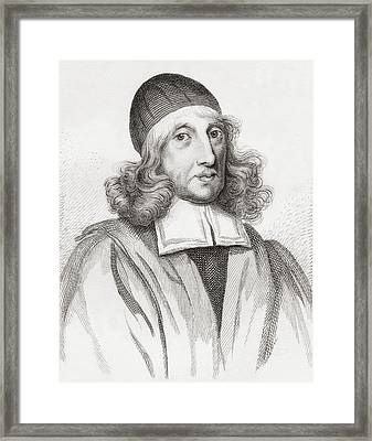 Patrick Scougal, 1607 Framed Print