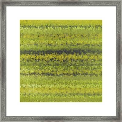 Framed Print featuring the digital art Pattern 201 by Marko Sabotin