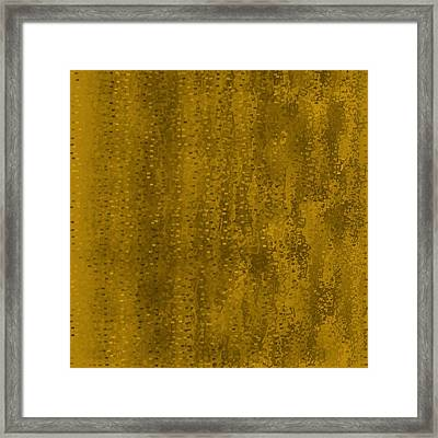 Framed Print featuring the digital art Pattern 226 by Marko Sabotin