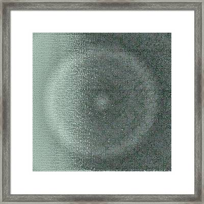 Framed Print featuring the digital art Pattern 228 by Marko Sabotin