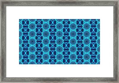 Pattern 62 Framed Print
