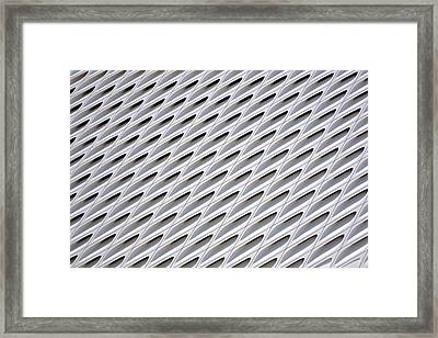 Pattern Background Framed Print