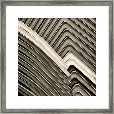 Framed Print featuring the photograph Pattern by Joe Bonita