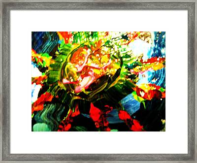 Paul Framed Print by HollyWood Creation By linda zanini