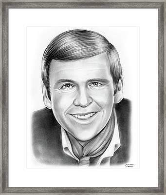 Paul Lynde Framed Print