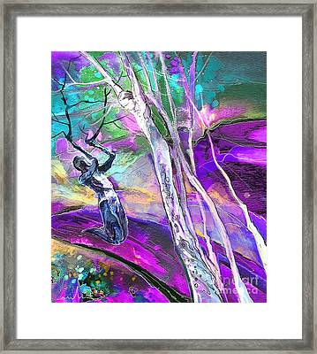 Paul On The Road To Damascus Framed Print by Miki De Goodaboom